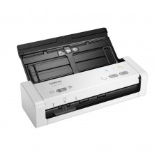 Escaner Desktop Brother Ads-1250w Escaner Color Usb 20 Hojas 50 IPM WiFi Ads1250w