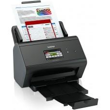 Escaner Brother Ads2800w Duplex Wi Fi 40ppm Adf 50 Hojas Ads-2800W