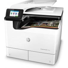 Impresora Laser Multifuncion Fotocopiadora HP Pagewide Managed Color MFP P77740dw