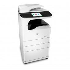 Impresora Laser Multifuncion Fotocopiadora A3 HP PageWide Mngd Color MFP P77750z