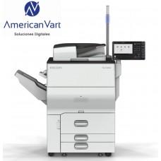 Impresora Laser Multifuncion Fotocopiadora Ricoh PRO  C5200