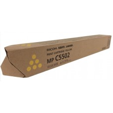 Toner Ricoh Original Amarillo MP C4502 5502 841752