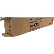 Toner Ricoh Original Amarillo MP C305SP 842120