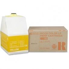 Toner Ricoh Original Amarillo LP332C CL7200 LP031C AC031N 888443