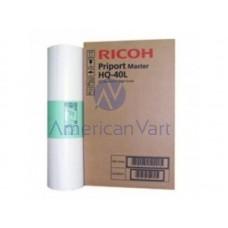 Master Ricoh Original DX4542 DX4545 JP4500 4450 HQ40L